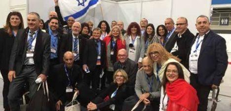 המשלחת הישראלית