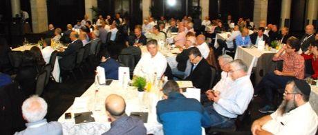 140 משתתפים. כנס הבריאות של מחוז ירושלים