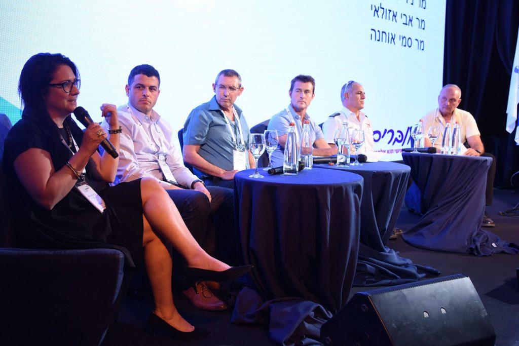 רבין (מימין), אוחנה, שרצקי, אזולאי, רינון וגלעד
