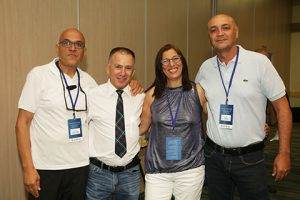 ראשי הסניפים והמחוזות בכנס ירושלים | צילום: גיא קרן